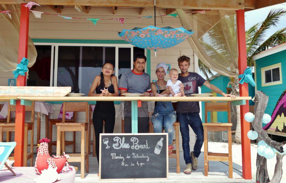 restaurant, team, french, food, expatriés, restaurant, plage, beach, interview, famille,