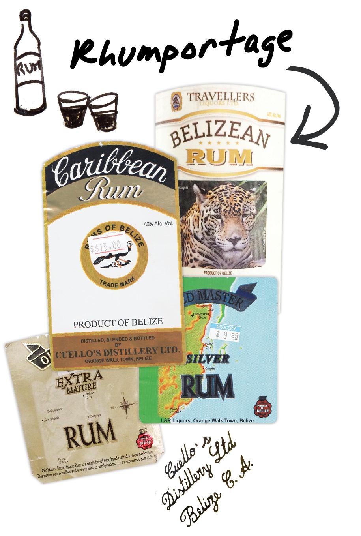 belize, rhum, rum, alcool, caribbean, rhumportage