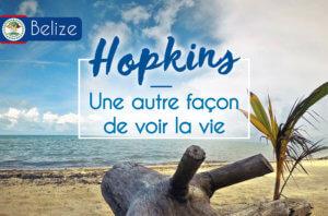 voyage au Belize à Hopkins village de pêcheurs