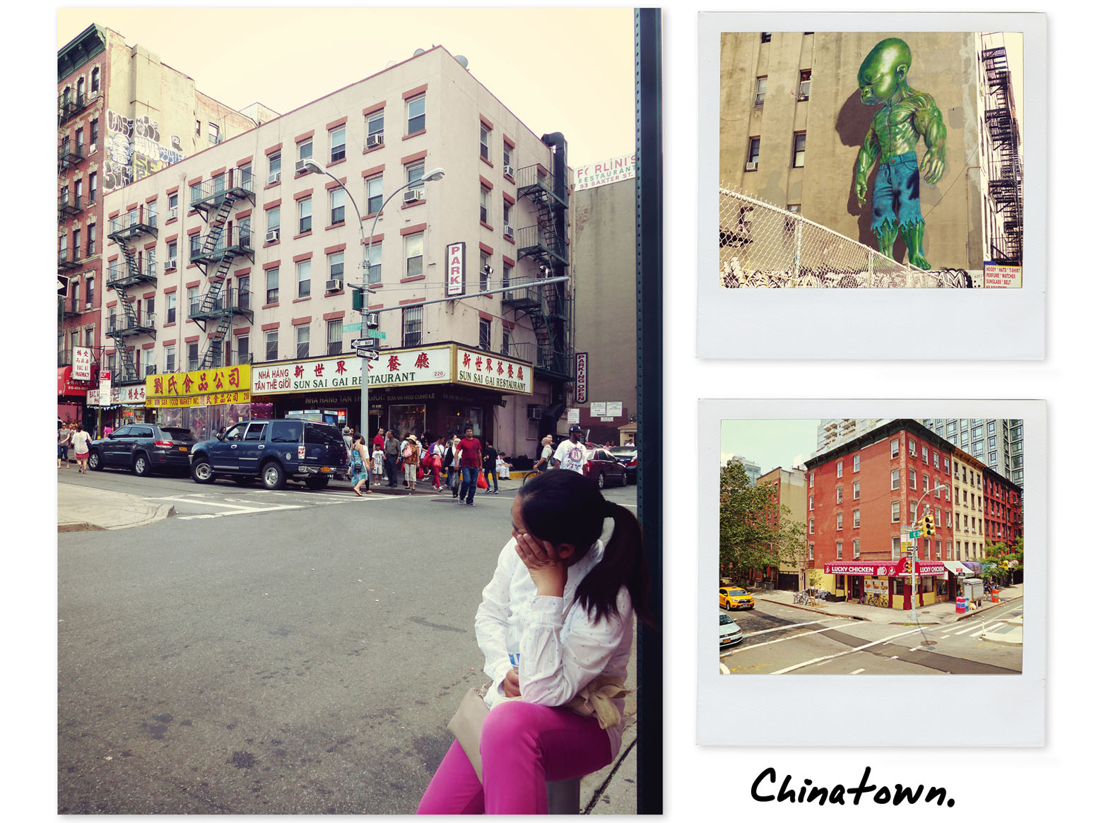 usa, New York, nyc, chinatown, voyage, road trip