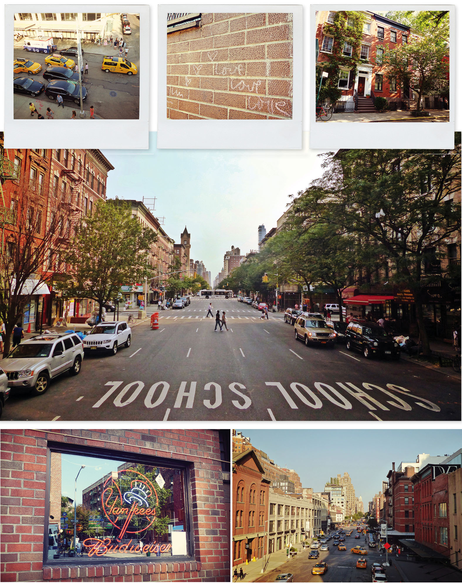 usa, New York, nyc, greenwich village, voyage, road trip