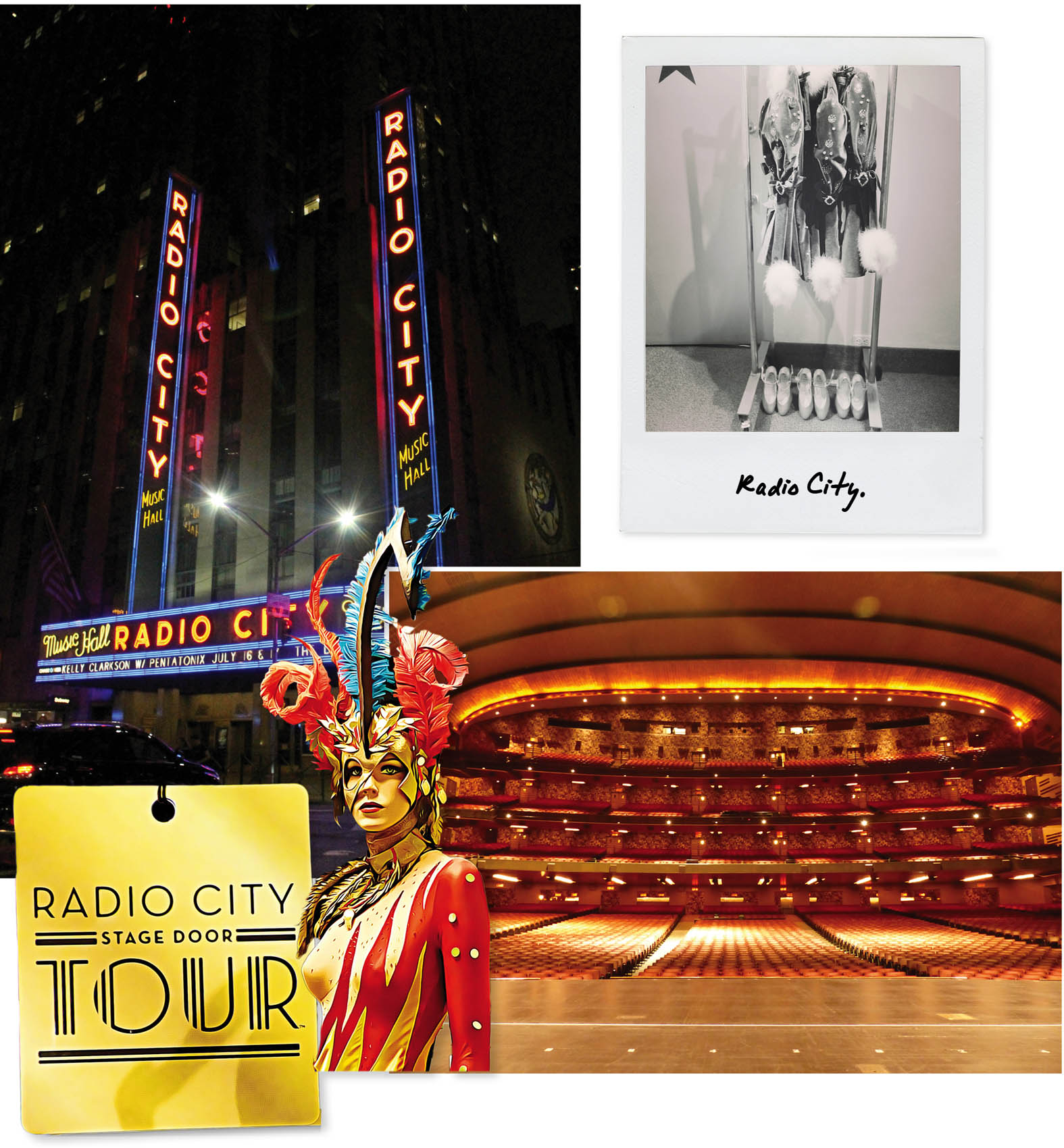 usa, New York, nyc, radio city, voyage, road trip