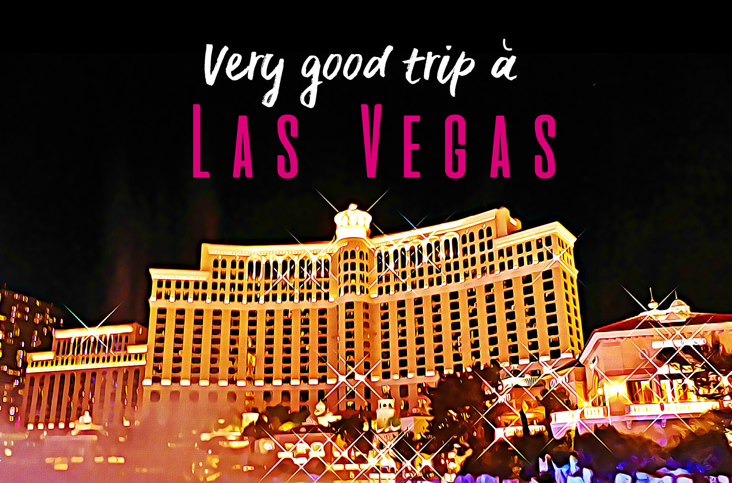 trip hôtel à Las Vegas usa