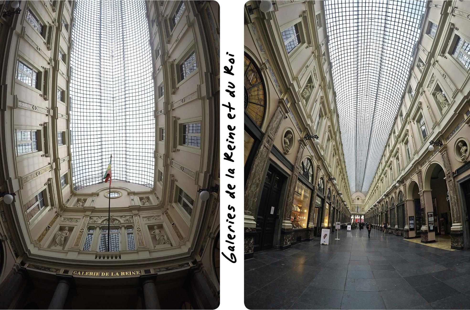 Bruxelles, europe, Belgique, bâtiment, galeries, saint Hubert, vitraux, magasins, galerie de la reine, verrière