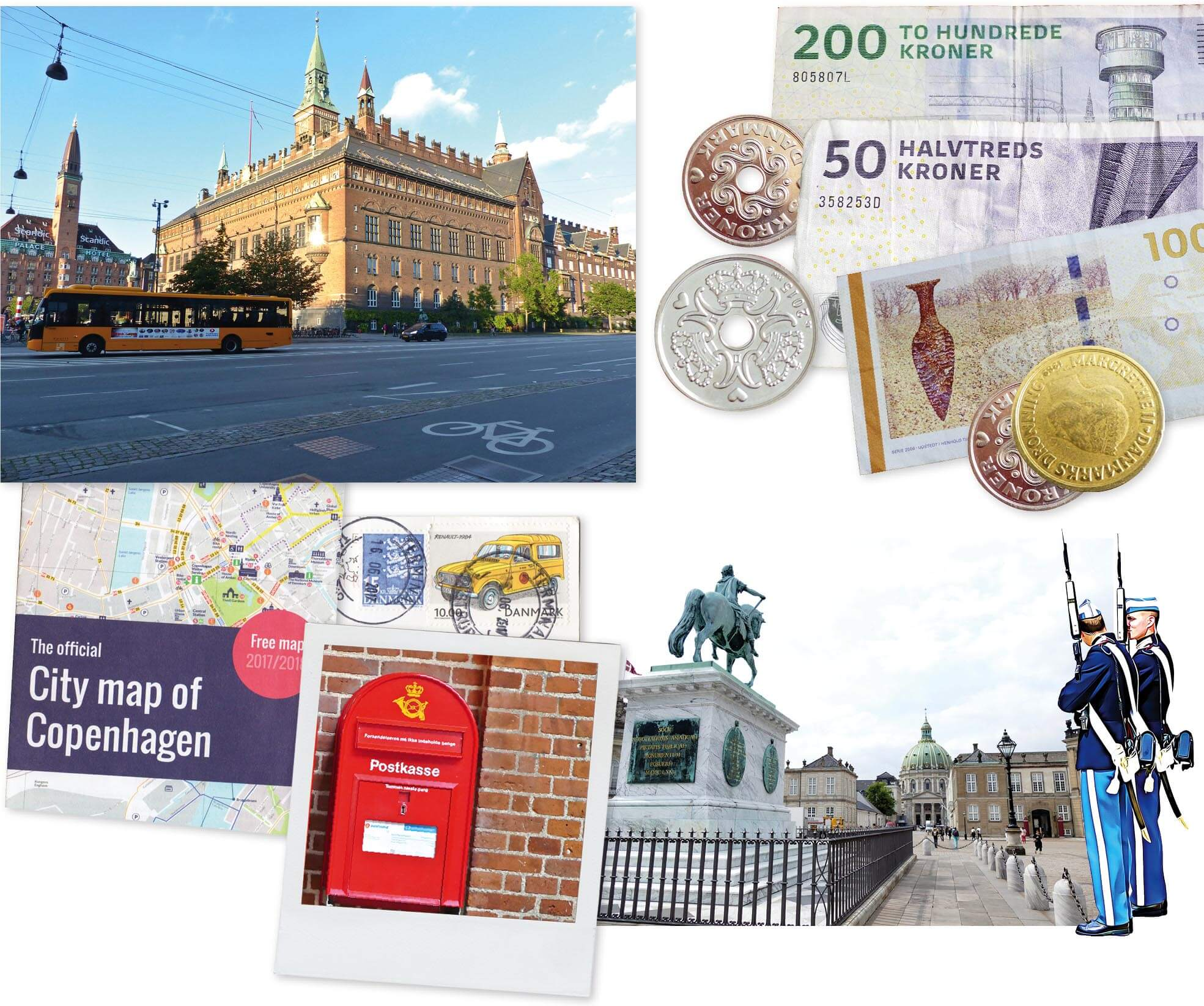 copenhague, danemark, Denmark, nyhavn, bateaux, canal, voyage, europe, kroner