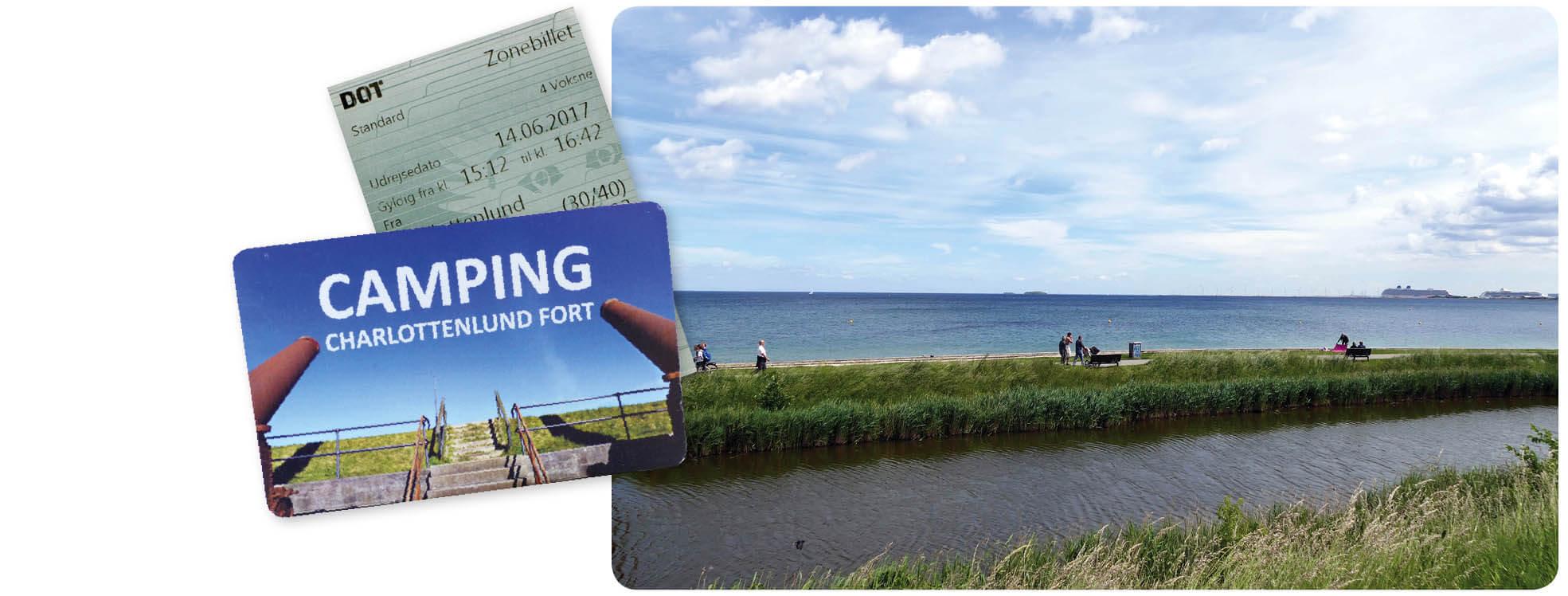 copenhague, danemark, Denmark, voyage, europe, camping, mer, charlottenlund