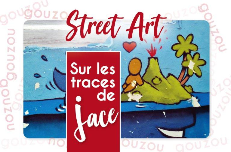 la réunion, la reunion, île, ile, jace, artiste, art, street art, art de rue, peinture, Graf, graffiti, fresque, tag, bombes, couleurs, gouzou, gouzous, personnage, dessin, croquis, voyage, blog
