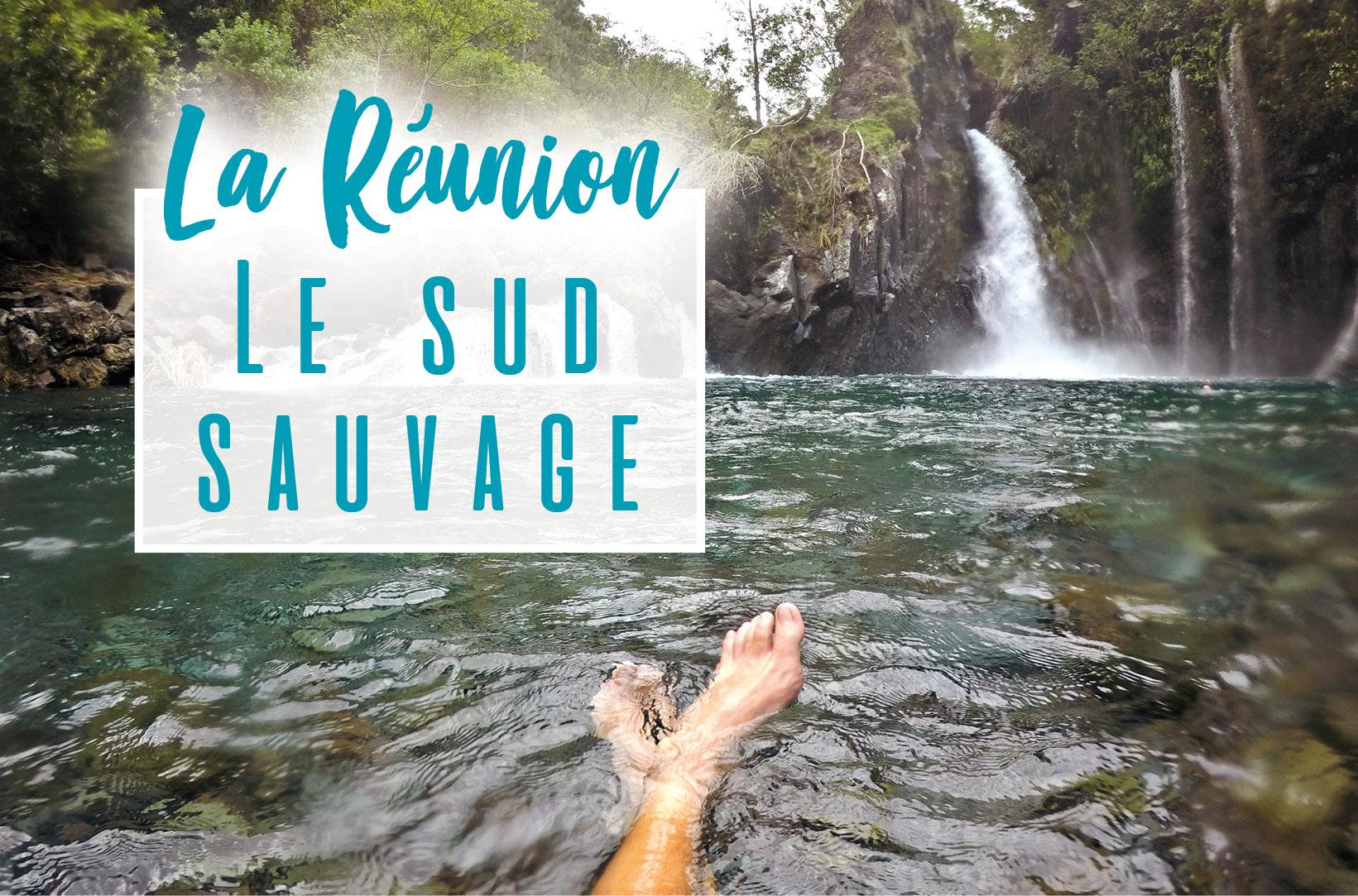 La rivière Langevin sur l'île de La Réunion