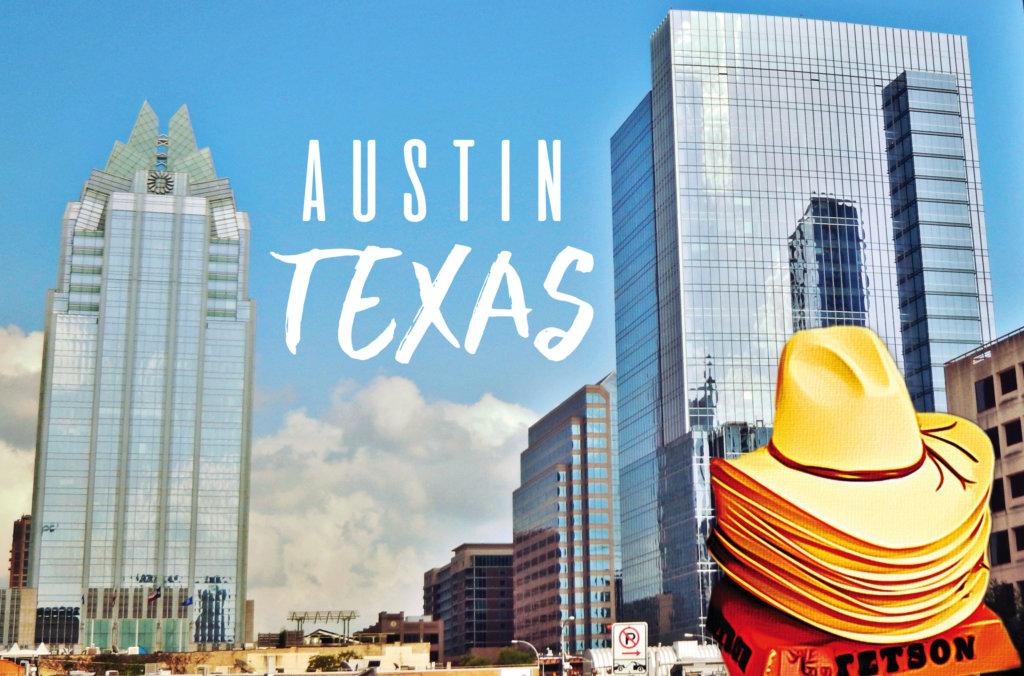 Voyage à Austin au Texas