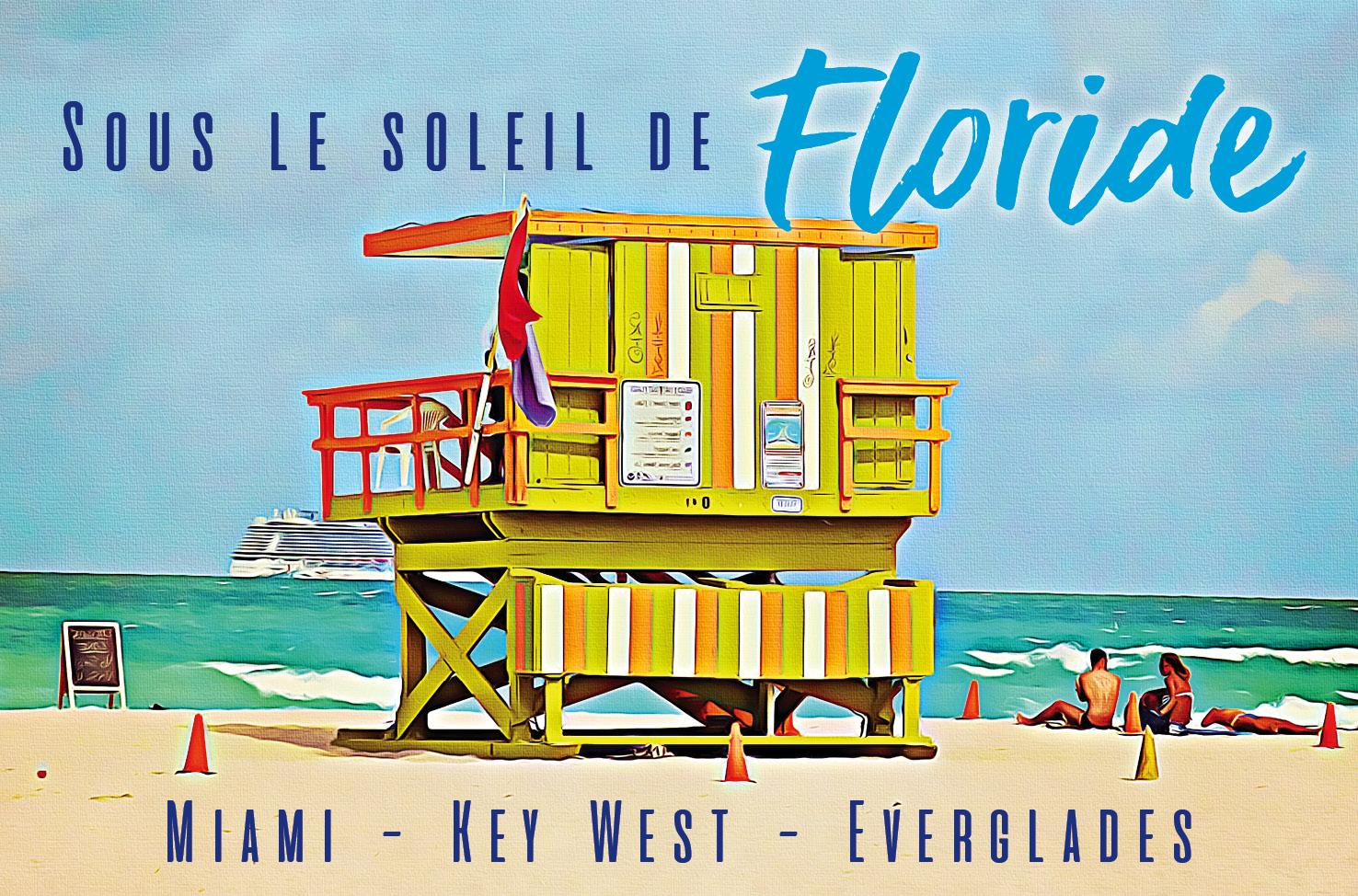Miami Beach Floride Usa