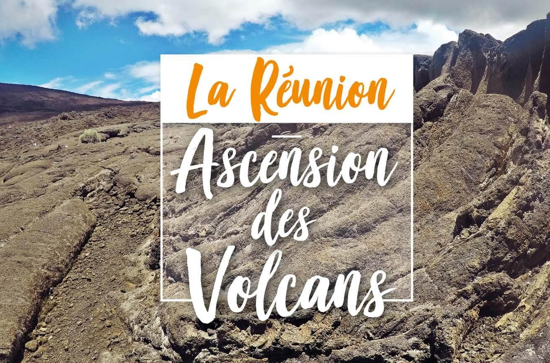 Ascension des volcans à la Réunion