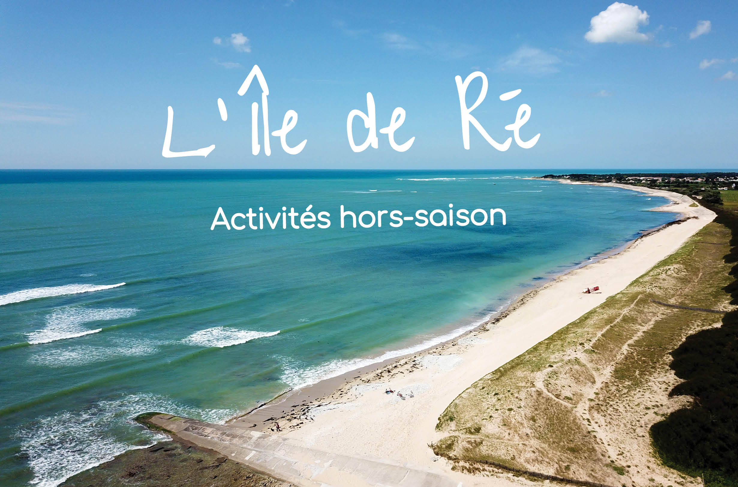 Activités hors saison sur l'île de Ré